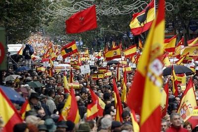 Imágenes de una España(o varias) que se hunde –o la hunden-